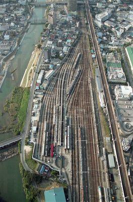 JR南福岡電車区002 - 西日本新聞フォトライブラリー